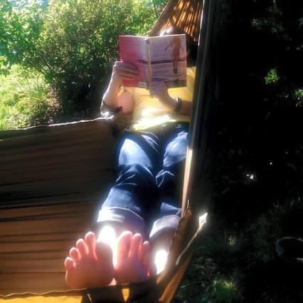 hammockreading